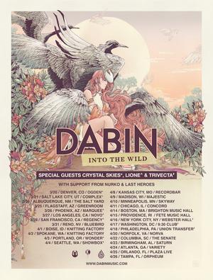 Dabin Announces 'Into The Wild' US Tour & New Single