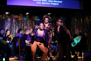 BWW Review: THE DEATH OF ORPHEUS at El Cid