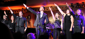 BWW Review: 54 CELEBRATES MEL BROOKS: Feinstein's/54 Below Gathered The Gags Of The Grandfather Of Comedy For A Night Of High GAG-XIETY