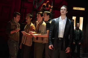 BWW Review: A BRONX TALE at Hanover Theatre In Worcester, MA
