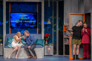 BWW Review: RUBY ANNIVERSARY  at Teatr Komedia Wroclaw