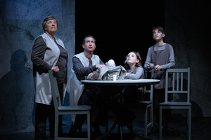 Photo Flash: First Look at THE GIVER by Kentwood Players at the Westchester Playhouse
