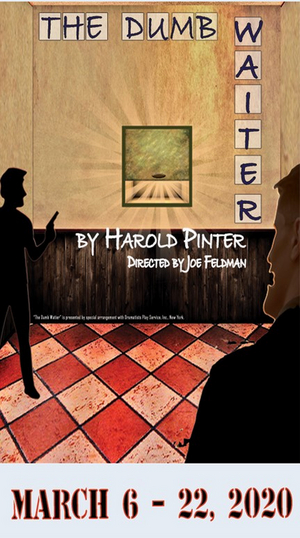 West End Productions Will Present Harold Pinter's THE DUMB WAITER