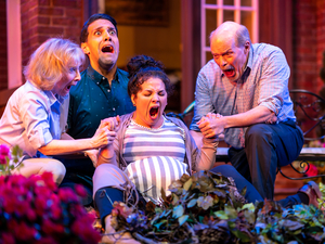 BWW Review: NATIVE GARDENS at Gulfshore Playhouse is Full of Flowers and Fun