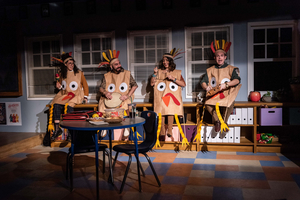BWW Review: THE THANKSGIVING PLAY Serves Up Delicious Satire