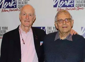 Richard Maltby, Jr. and David Shire Will Receive Lifetime Achievement Award At 35th Annual Bistro Awards