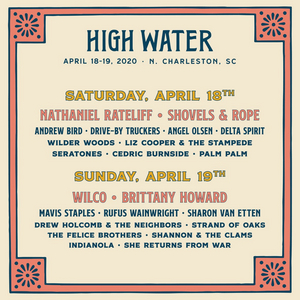 High Water Festival Announces Daily Lineups