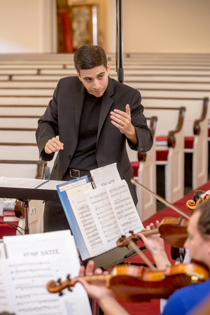 Cape Cod Chamber Orchestra Will Present AN AFTERNOON OF CHAMBER MUSIC