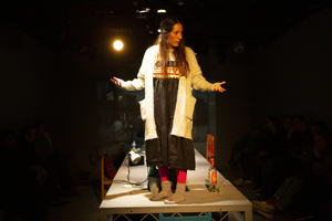 BWW Review: FACES IN THE CROWD, Gate Theatre