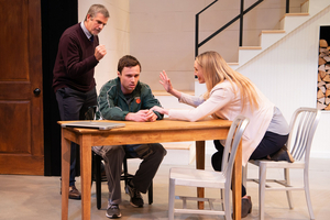 BWW Review: Searing ADMISSIONS Shines at The Gamm