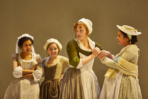 BWW Review: THE WELKIN, National Theatre