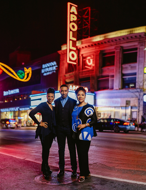 BLUE, Directed by Phylicia Rashad Starring Leslie Uggams Will Play the Apollo Theater; John Legend to Produce