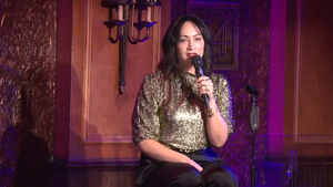 Exclusive: Eden Espinosa Sings Holding to the Ground at Tuesdays at 54