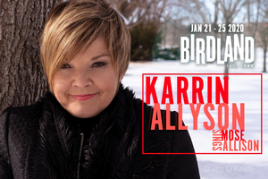 BWW Review: KARRIN ALLYSON SINGS MOSE ALLISON ...and Soars at Birdland