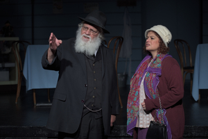 BWW Review: TRADE WITH KLAN at Southwest Theatre Productions At Santa Cruz Theatre