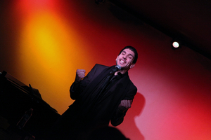 BWW Review: Bruno Giraldi Tries Hard In THIS IS BRUNO at Don't Tell Mama