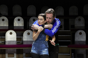 BWW Review: THE POLITICAL HISTORY OF SMACK AND CRACK, Bristol Old Vic