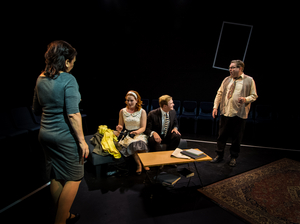 BWW Review: WHO'S AFRAID OF VIRGINIA WOOLF? at Holden Street Theatres