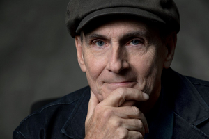 James Taylor Comes To Bethel Woods