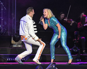 Kerry Ellis joins Queen Machine for a fully orchestrated UK tour