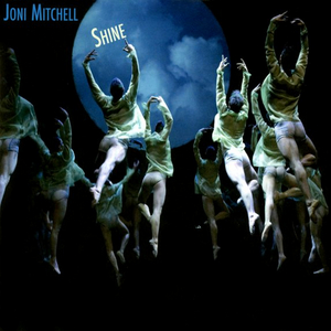 Joni Mitchell's SHINE To Make Vinyl Debut From Craft Recordings