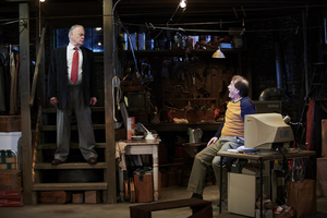 BWW Review: DOWNSTAIRS Isn't the Play You'd Expect at City Theatre