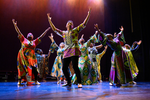 Grammy Award-Winning Donald Lawrence and Deeply Rooted Dance Theater to Present World Premiere of GOSHEN