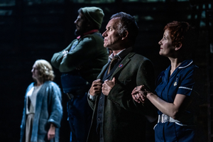 BWW Review: Sting's THE LAST SHIP Stars Scene-Stealing Scenic Design by 59 Productions