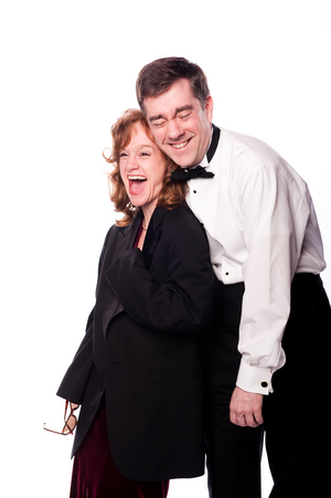 1812 Productions Will Present a New Comedy Cabaret TOGETHER AGAIN FOR THE FIRST TIME