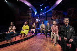 BWW Review: ROADSIGNS at Purple Rose Theatre Company Is A Reflective Original Play!