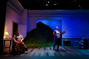 BWW Review: Lauren Gunderson's THE HEATH Creates Theatre Magic at Warehouse Theatre
