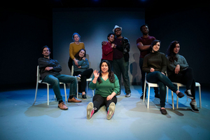 BWW Review: A Frosty but Comic Take on LOVE AND INFORMATION at Fells Point Corner Theatre
