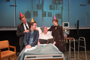 BWW Review: YOUR BEST ONE at Capital Repertory Theatre Supports the Notion That Nobody Can Push Your Buttons Like Family Can.
