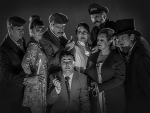 BWW Review: BLACK COMEDY at West End Productions