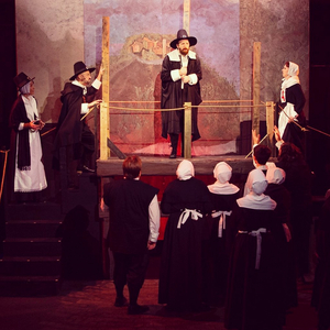 BWW Review: THE SCARLET LETTER at Theatre Harrisburg