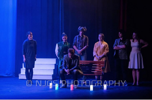 BWW Review: PURPLE RHYMES WITH ORANGE at Shanley