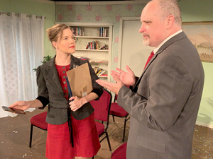 BWW Review: HUCKLEBERRY TOWERS Addresses the Needs of Seniors to Live Out Their Lives with Friends and Happy Memories