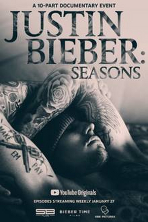 JUSTIN BIEBER: SEASONS Premieres on YouTube Today