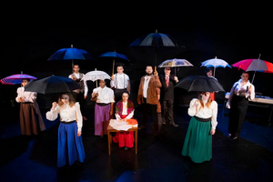 BWW Review: MEG JO BETH AMY & LOUISA at Southwest Shakespeare Company