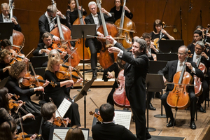 BWW Review: Gustavo Dudamel Leads DAS LIED with the NY Philharmonic at Geffen Hall