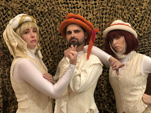 BWW Review: LOVE IN BLOOM Spoofs the Bard to Prove All's Well That Ends As You Like It