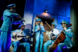 BWW Review: THE BAND'S VISIT is Most Welcome at Broadway at the Hobby Center