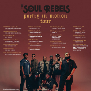 The Soul Rebels Releases Video for 'Greatness' & Heads Out on Tour