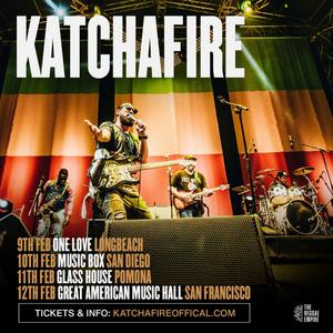 Katchafire Announces U.S. Winter Tour