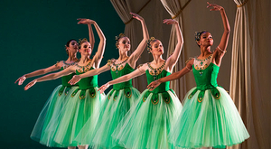 Ballet West to Dazzle at Northrop with George Balanchine's JEWELS