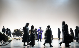 BWW Review: Bartlett Sher's FIDDLER ON THE ROOF Is Transcendent ~ A Shining Event At ASU Gammage