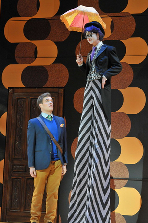 San Diego Opera's Main Stage Season Continues with THE BARBER OF SEVILLE