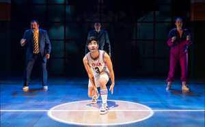 BWW Review: THE GREAT LEAP brings basketball to the Cygnet Theatre