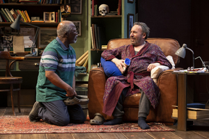 BWW Review: KUNENE AND THE KING, Ambassadors Theatre