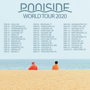 Poolside Announce Biggest Headline Tour To Date